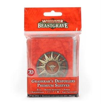 Warhammer Underworlds: Grashrak's Despoilers Premium Slvs