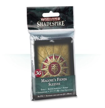 Magore's Fiends Sleeves