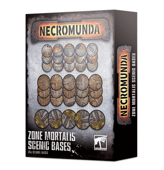 Zone Mortalis: Bases Set