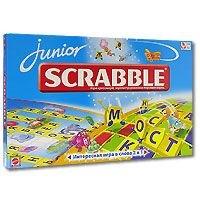 Scrabble Джуниор (детский)