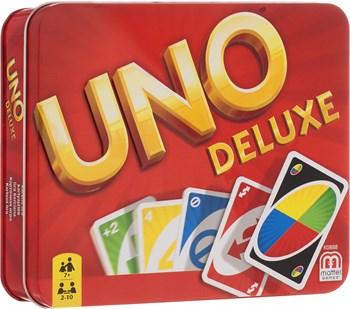 Карточная игра УНО Делюкс