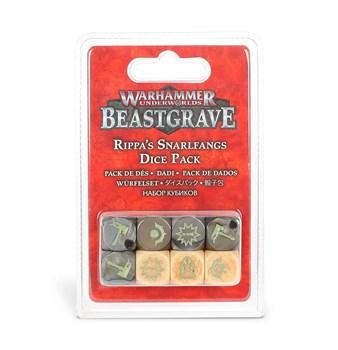 Beastgrave – Rippa's Snarlfangs Dice Pack