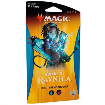 Бустер Guilds of Ravnica Theme Boosters