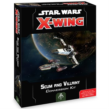 X-Wing 2nd Ed: Scum and Villainy Convers