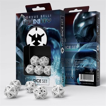 Aleph D20 Dice Set   (Dice)