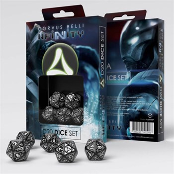 Tohaa D20 Dice Set  (Dice)