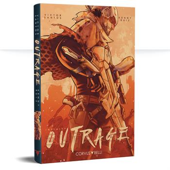 Infinity: Outrage  (EN)  (Book)