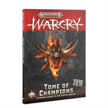 Warcry: Tome Of Champions 2019 (eng)