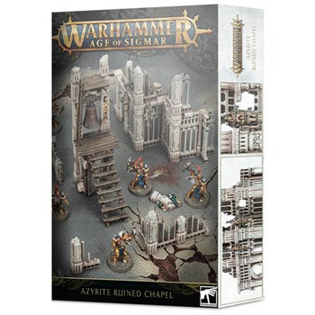 Age Of Sigmar: Azyrite Ruined Chapel