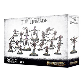The Unmade