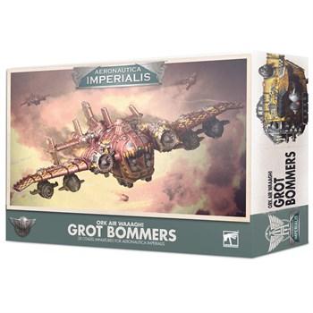 Aeronautica Imperialis Ork Air Waaagh! Grot Bommers