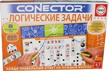 Educa: Электровикторина Логические задачи