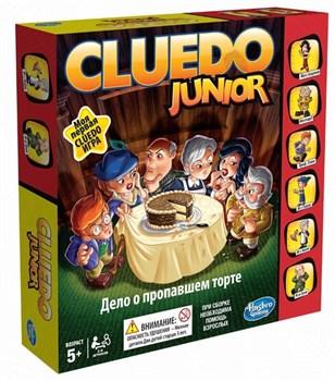 Настольная игра: HASBRO (РУС): Клуэдо Junior,