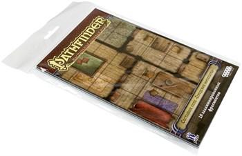 Pathfinder. Настольная ролевая игра. Составное поле «Городские интерьеры»