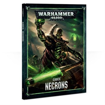 Codex: Necrons (hb) (8ed) (eng)
