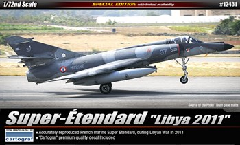 Super Etendard 2011 (1:72)