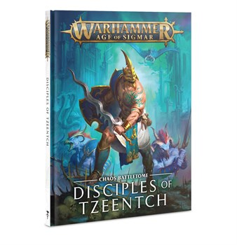 Battletome: Disciples Of Tzeentch (hb) Eng