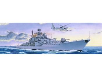 """Корабль  эсминец """"Современный"""" тип II (1:200)"""