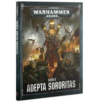 Codex: Adepta Sororitas (hb) (eng)OLD Warhammer 40000