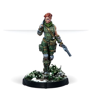 Intel Spec-Ops (Heavy Pistol, Sniper) (Ariadna)