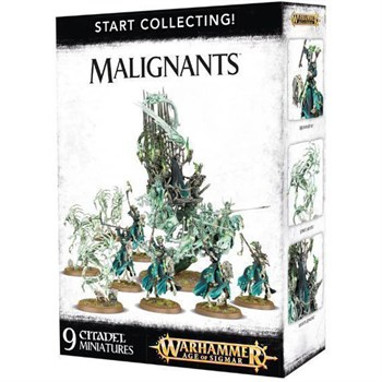 Start Collecting! Malignants Age of Sigmar