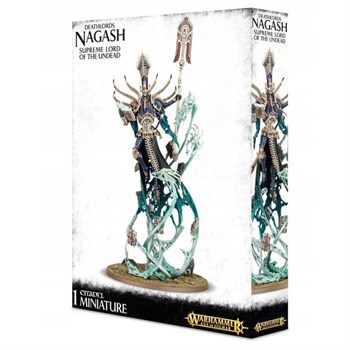 Nagash Supreme Lord Of Undead Age of Sigmar