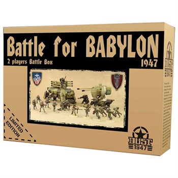 Battle For Babylon - Rtp — Neopren Mats