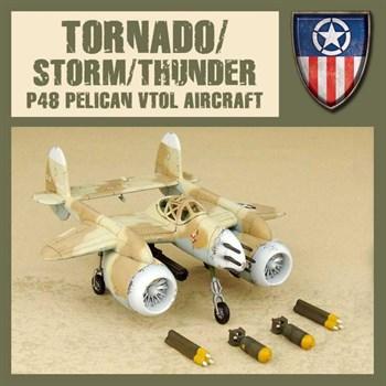 Allies/Usmc Storm/Thunder/Tornado