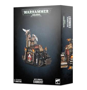 Exorcist Warhammer 40000