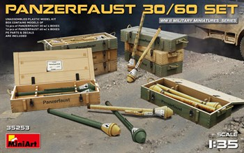 Наборы Для Диорам  Panzerfaust 30/60 Set  (1:35)