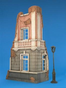 Наборы Для Диорам  Ruined City Building   (1:35)
