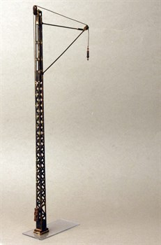 Аксессуары  Railroad Power Poles And Lamps  (1:35)