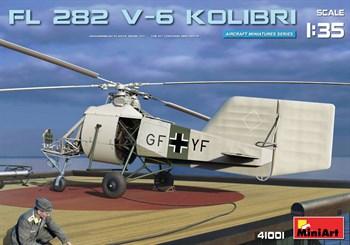 Самолёт  FL 282 V-6 KOLIBRI  (1:35)