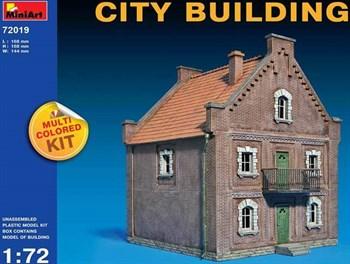Наборы Для Диорам  City Building  (1:72)