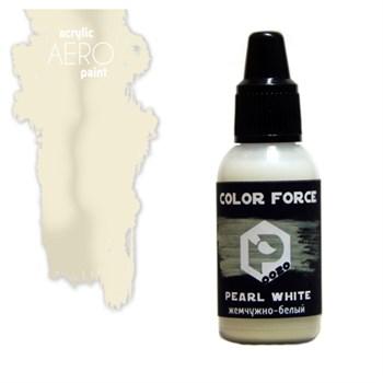 Жемчужно-белый (pearl white) Pacific669