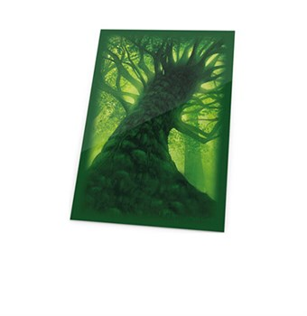 Printed Sleeves Standard Size Forest v2