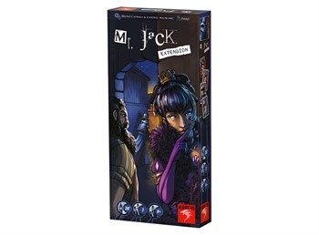 Мистер Джек в Лондоне: Новые герои и Мориарти(Mr. Jack Extension, дополнение)