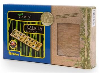 Калах / Манкала дорожная версия (бамбук), арт. 3258