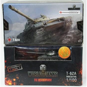 Танк Т-62А 1/72
