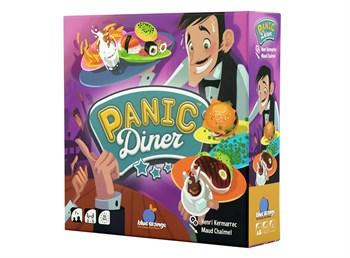 Паника в кафе (Panic Diner)