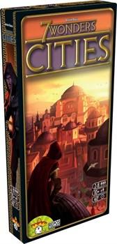 7 Чудес: Города ML (7 Wonders: Cities)