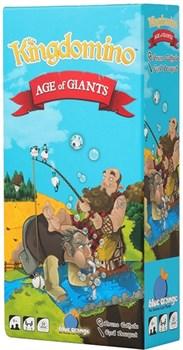 Лоскутное королевство: Век великанов (Kingdomino Age of Giants)