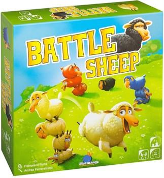 Боевые овцы (Battle Sheep)