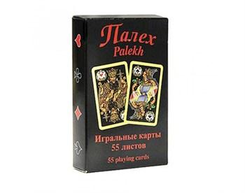 Игральные карты Палех, 55 листов