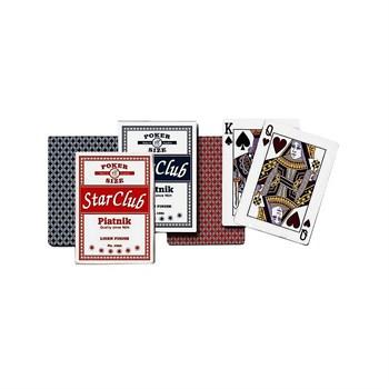Игральные карты Клуб Стар, 55 листов