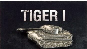 Значок Танк Тигр 1