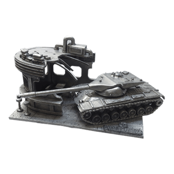 Танк Т-57 Heavy Tank 1/100