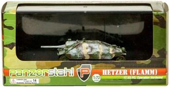 Hetzen (FLAMM) 17.SS PD, Operation Nordwind