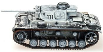 PANZER III AUSF. L 3.Pz.Gren.Div., Russia 1942