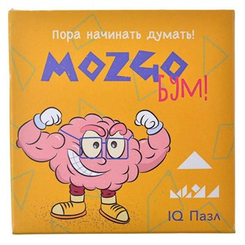 "MozgoБум: Головоломка ""Треугольник"""
